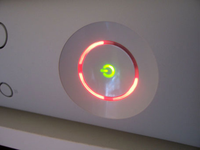 First Xbox 360