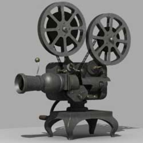 The first moving image footage
