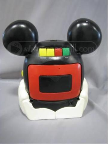 Mickey Tape Player Time