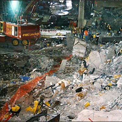 World Trade Center timeline