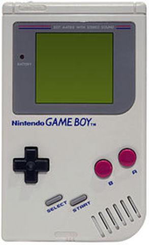 My first Gameboy