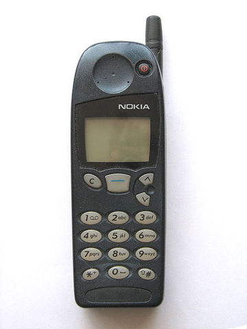 First Cell Phone #Nokia