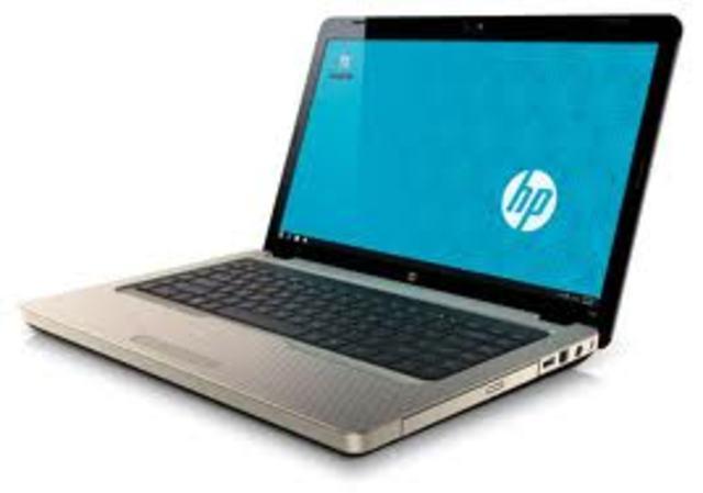 Second laptop