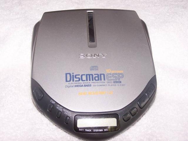 First CD player