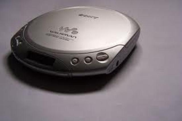 My first Walkman