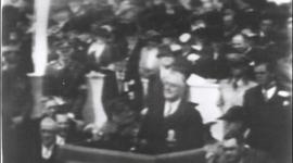 T.V Broadcasting 1920 forward  timeline