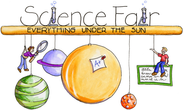 Science Fair project sign up