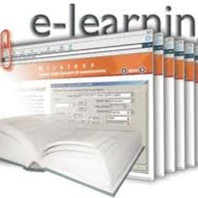 linea de tiempo E-learning Grupo 2 timeline