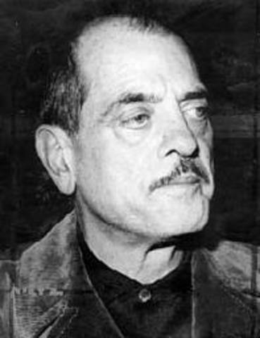 Luis Buñuel Portolés: 22 February 1900-29 July 1983