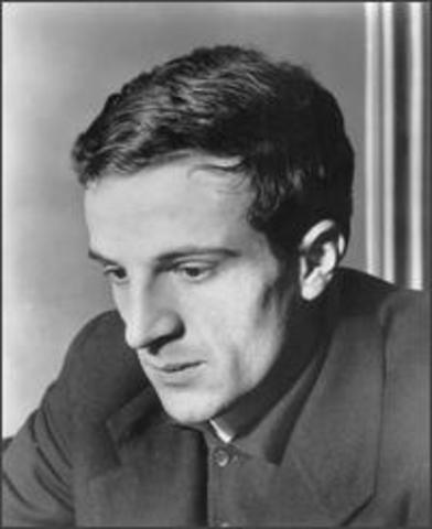 François Roland Truffaut (6 February 1932-21 October 1984)