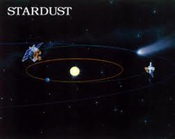 NASA Stardust Mission