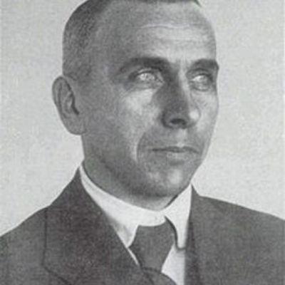Alfred Wegener timeline