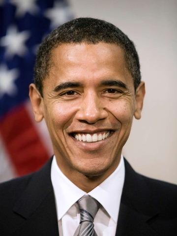 Barack Obama becomes president of U.S.A.