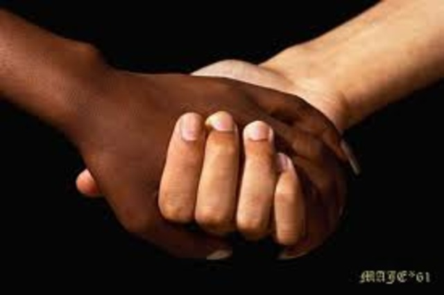 igualdad entre los seres humanos