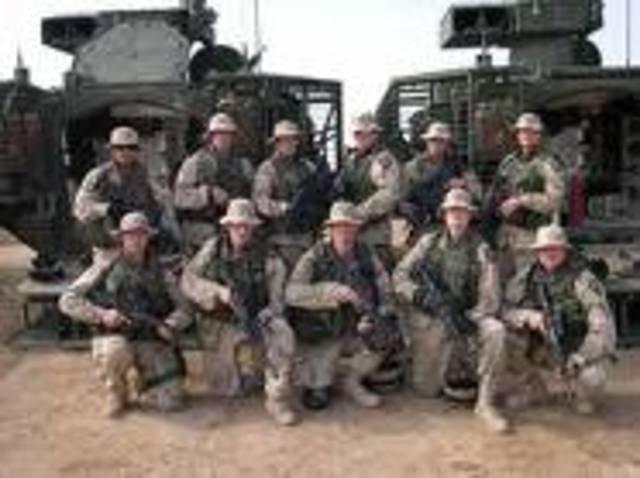 3,000 troops sent to Iraq