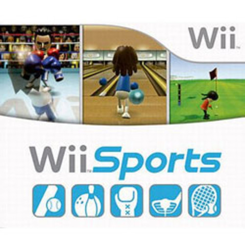 Wii sports released