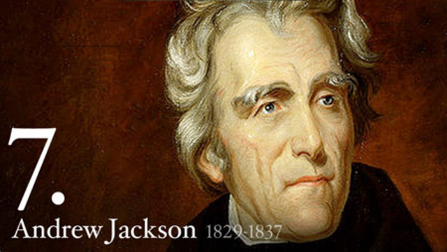 Andrew Jackson Sentor and Business owner and a Judge