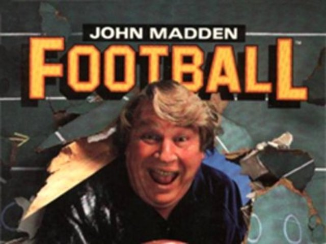 1988-1995: Improved Graphics and the birth of the Madden Franchise