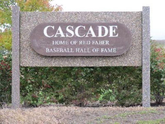 I moved to Cascade.
