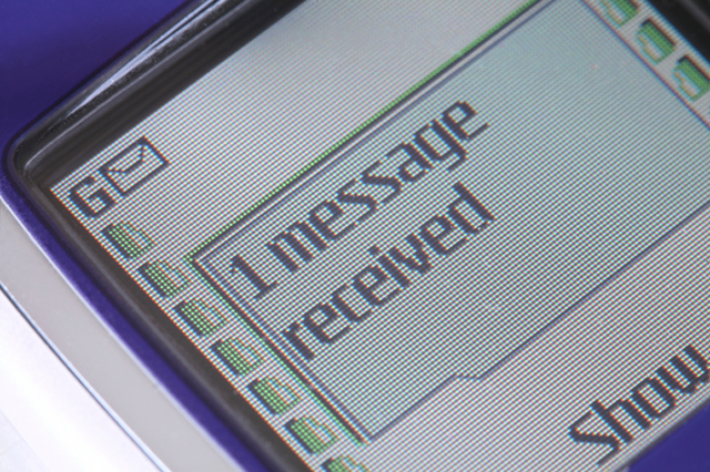 First Text