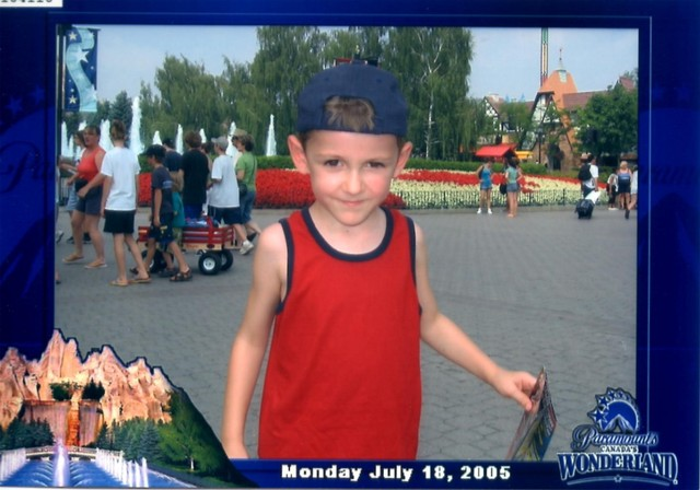 First time going to Canada's Wonderland