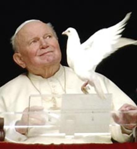 Pope John Paul II Dies