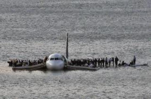 The crash on the Hudson