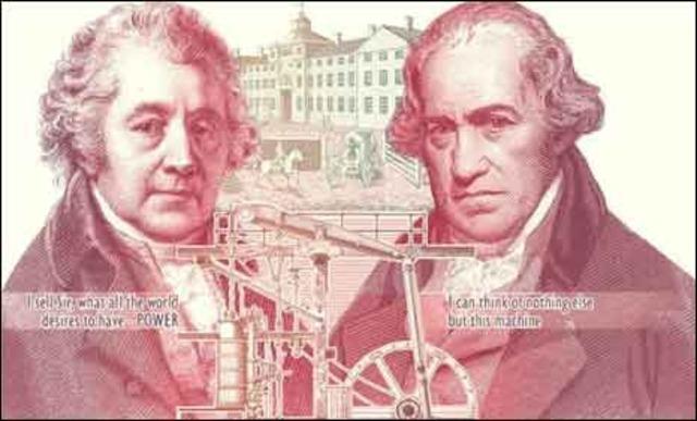 Boulton and Watt