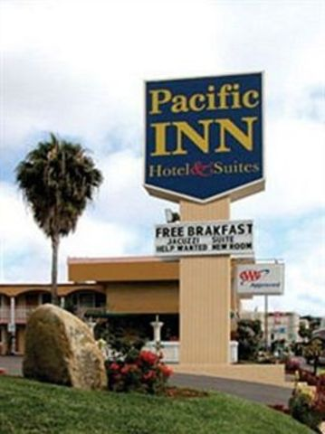 Our First Motel in San Diego!