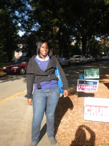 Vote for Obama!!!!