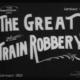 Great train robbery title still