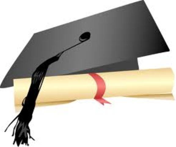 Graduation Night!