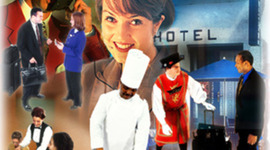 History of Hospitality and Tourism (by Michael Wood) timeline
