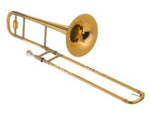 First Played Trombone