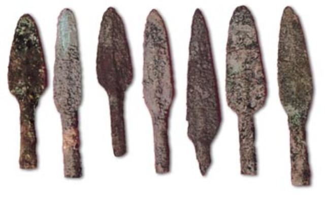 The Stone Age - 8000B.C.