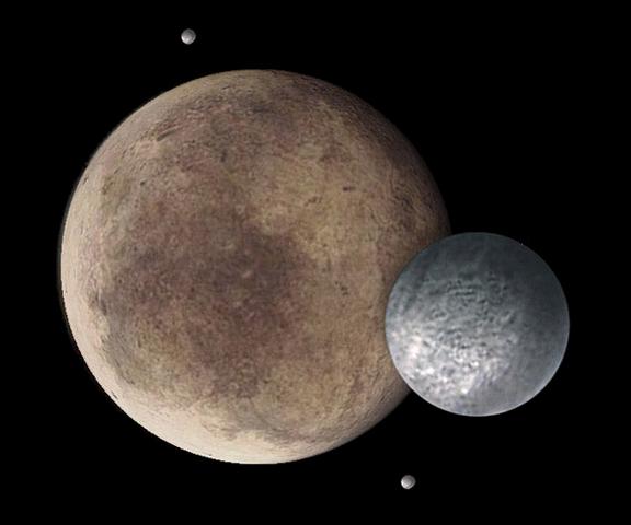 Pluto Demoted