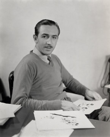 The world most famous animator Walt Disney