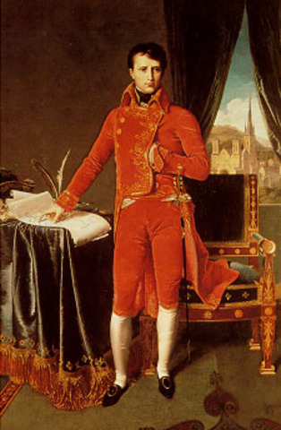 The Napoleon Bonaparte Podcast #001 – An Introduction