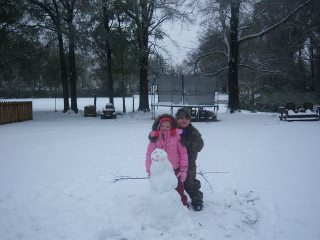 First Snow Day