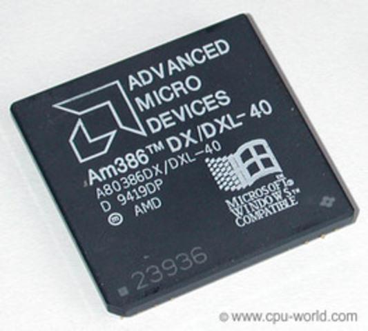 AMD 80386