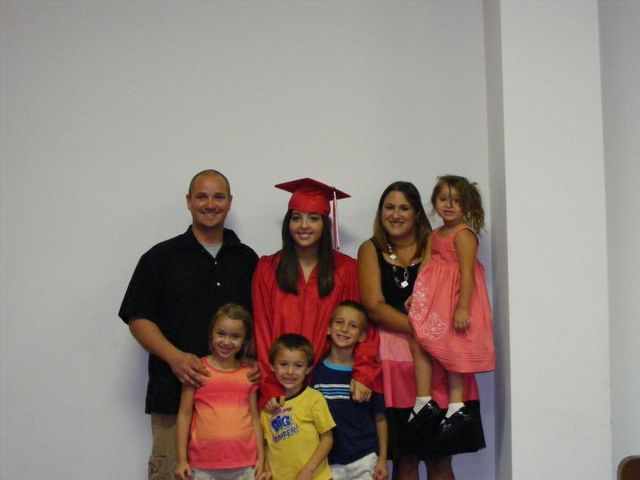 Our Neice's Gradation