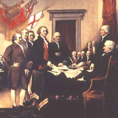 Declaracion del pueblo de Virginia(1776) timeline