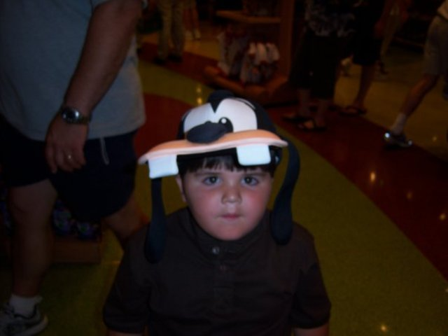 First time @ Disney