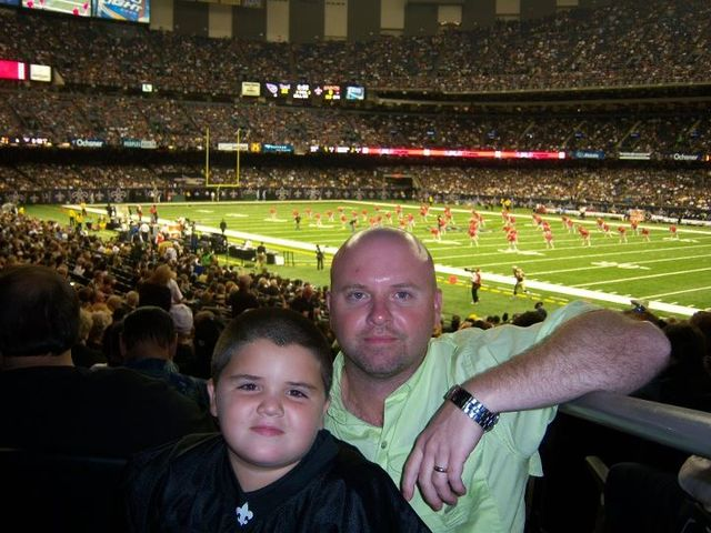 First NFL Game