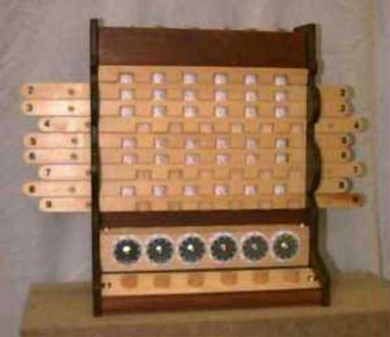 Reloj Calculador de Wilhelm Schickar