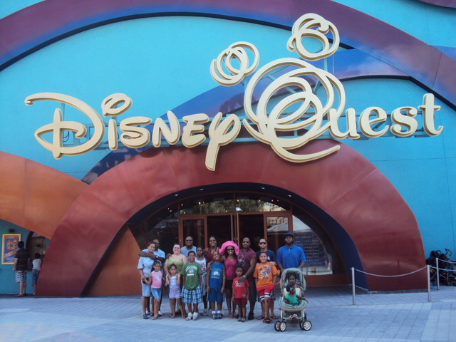 Welcome to Downtown Disney!!!