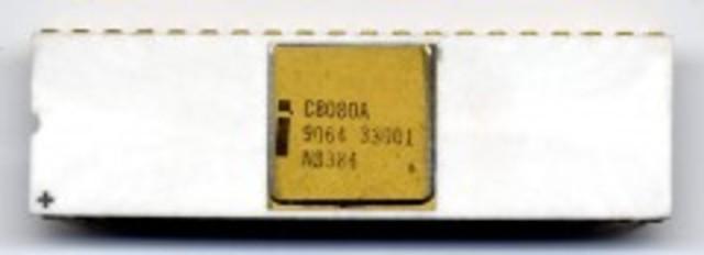 El Intel 8080 fue un microprocesador temprano diseñado y fabricado por Intel.