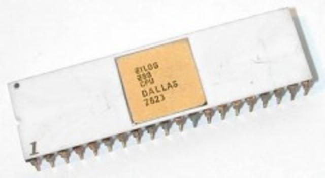 El Zilog Z80 (Z80) es un microprocesador de 8 bits