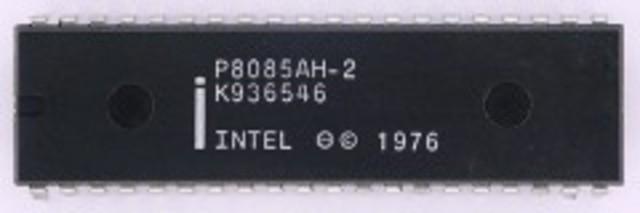El Intel 8085 es un procesador de 8 bits fabricado por Intel