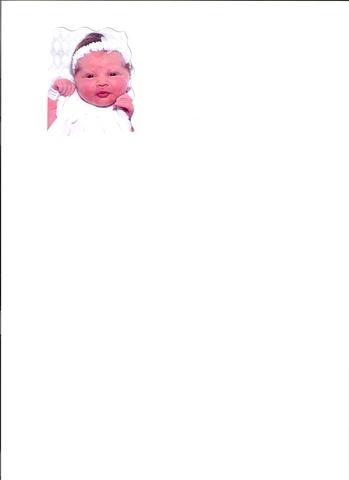 Birth of Gracie Alynn Giles